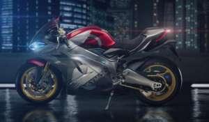 KYMCOがEICMAで6速ミッションEVスーパースポーツSuper NEXを発表!