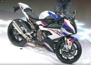 BMW MotorradがEICMAで2019年モデル6台を発表!S1000RRはMを名乗る!