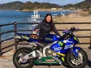 女子ライダー亜梨沙「バイクイベントを盛り上げる!」