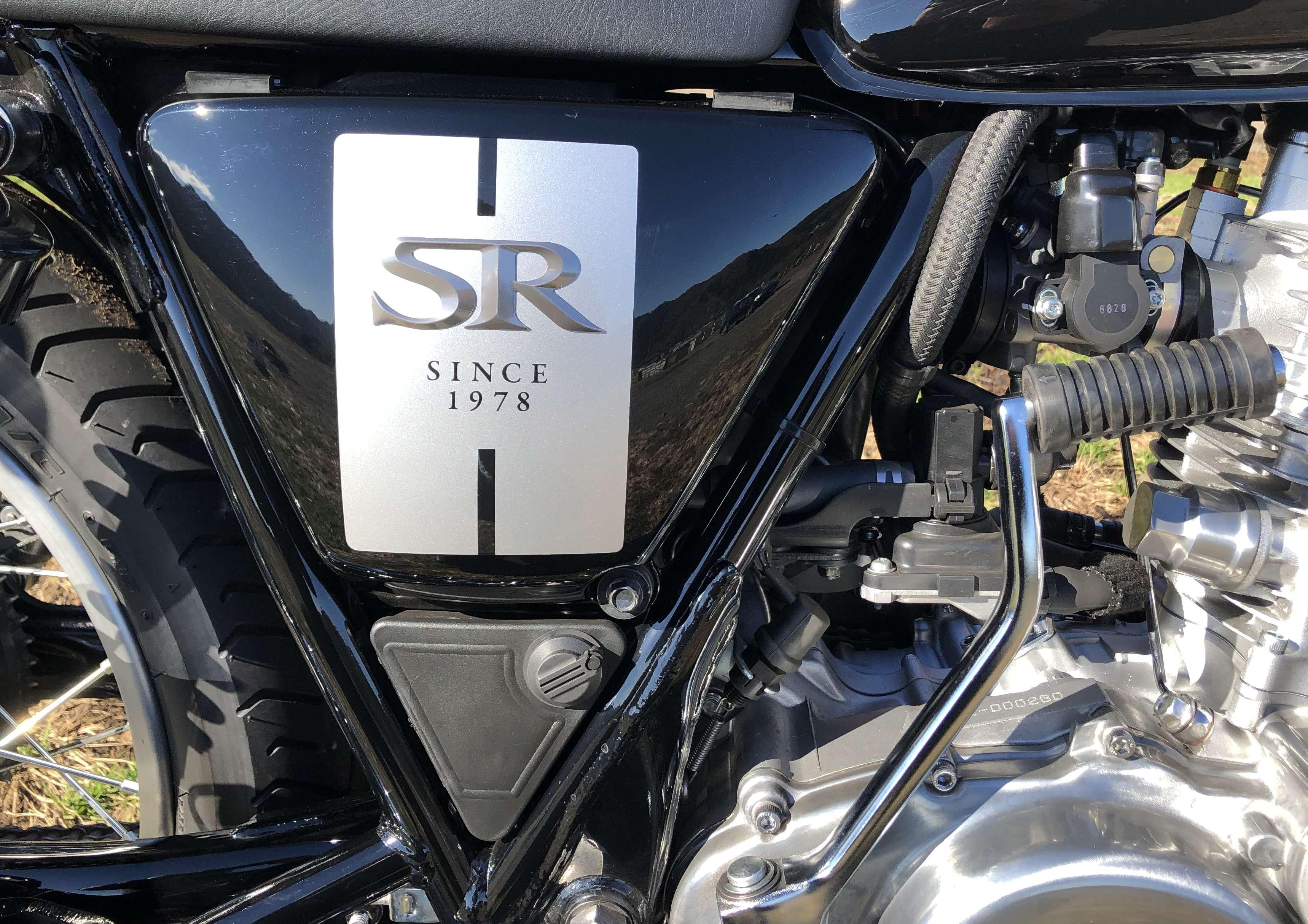 YAMAHA新型SR400試乗レポート 変わりゆく時代に変わらないSRの魅力