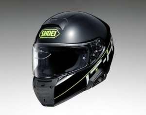 バイク用スマートヘルメットが実用化?NSウエストがSHOEIと共同開発