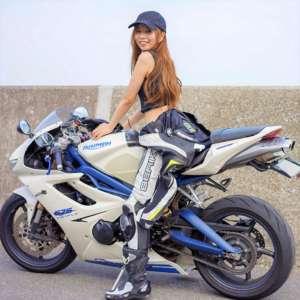 インスタバイク女子Ruriko「まずは自己紹介」