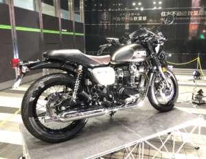 カワサキがアキバでモーターショー開催!街行く人にバイクの今を発信