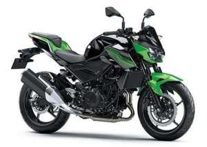 KawasakiがZ400/250を2月15日に発売!軽量で乗り易いSugomiデザイン