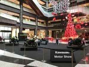 Kawasaki最新モデル集結 『2019カワサキモーターショー』3会場で開催