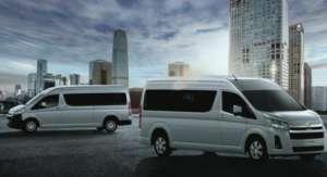 トヨタが新型ハイエースをフィリピンで正式発表!5,915mmのロング車も