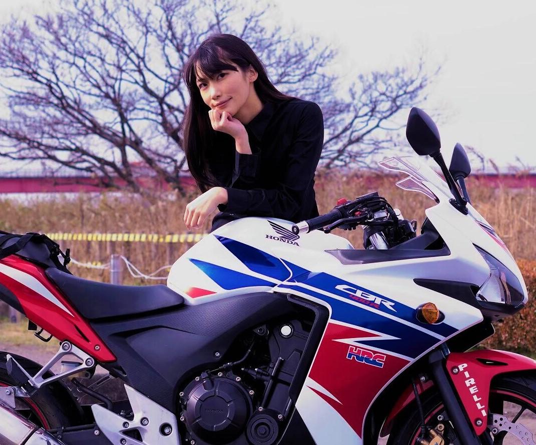 インスタバイク女子いちこ「まずは自己紹介」