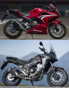 HONDAが新型CBR400R&400Xを4月20日(金)に発売!400の新しい風が吹く