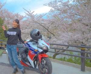 インスタバイク女子いちこ「関東ツーリング①」