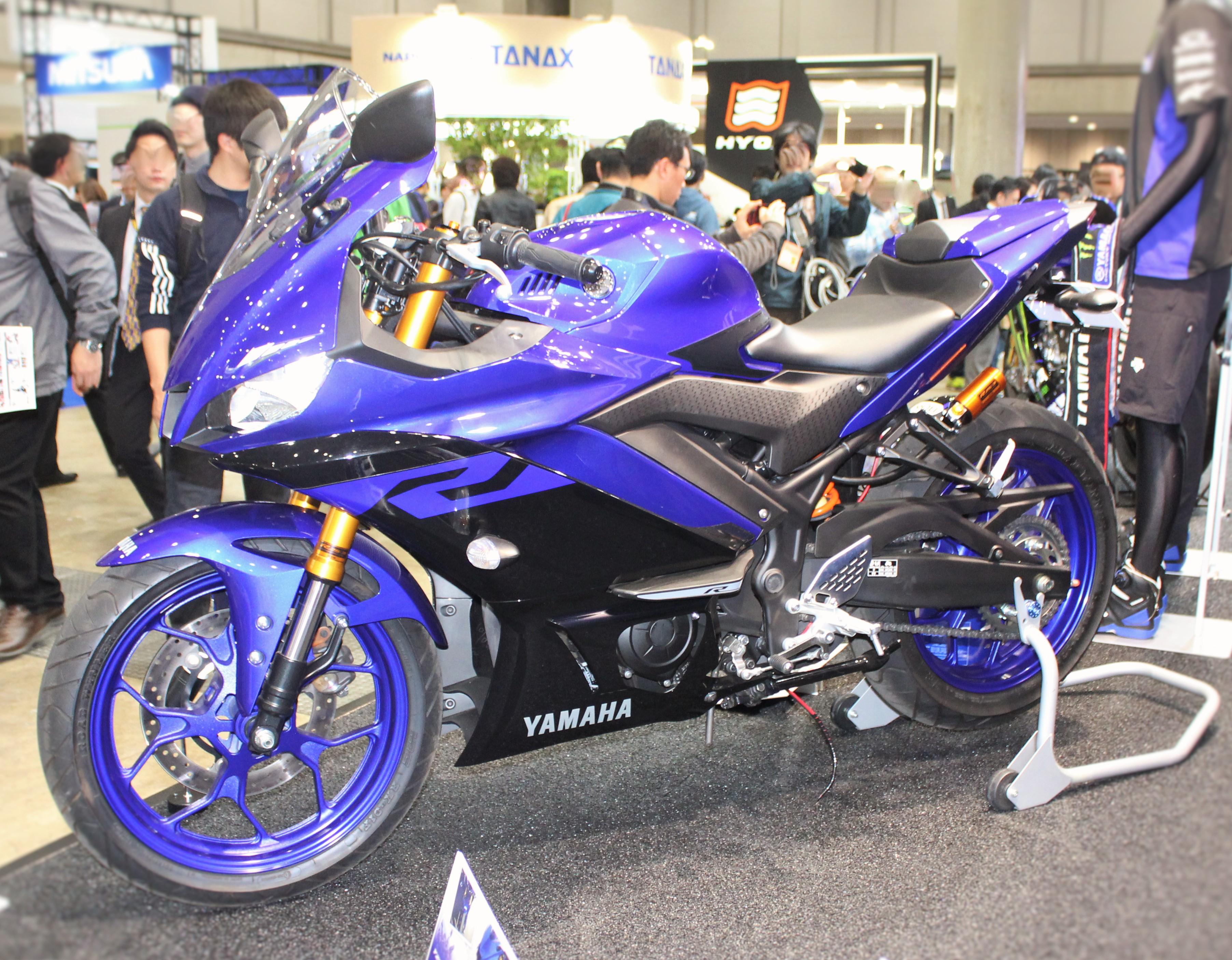 東京モーターサイクルショーでYAMAHAは「バイク+旅」の楽しさを提案