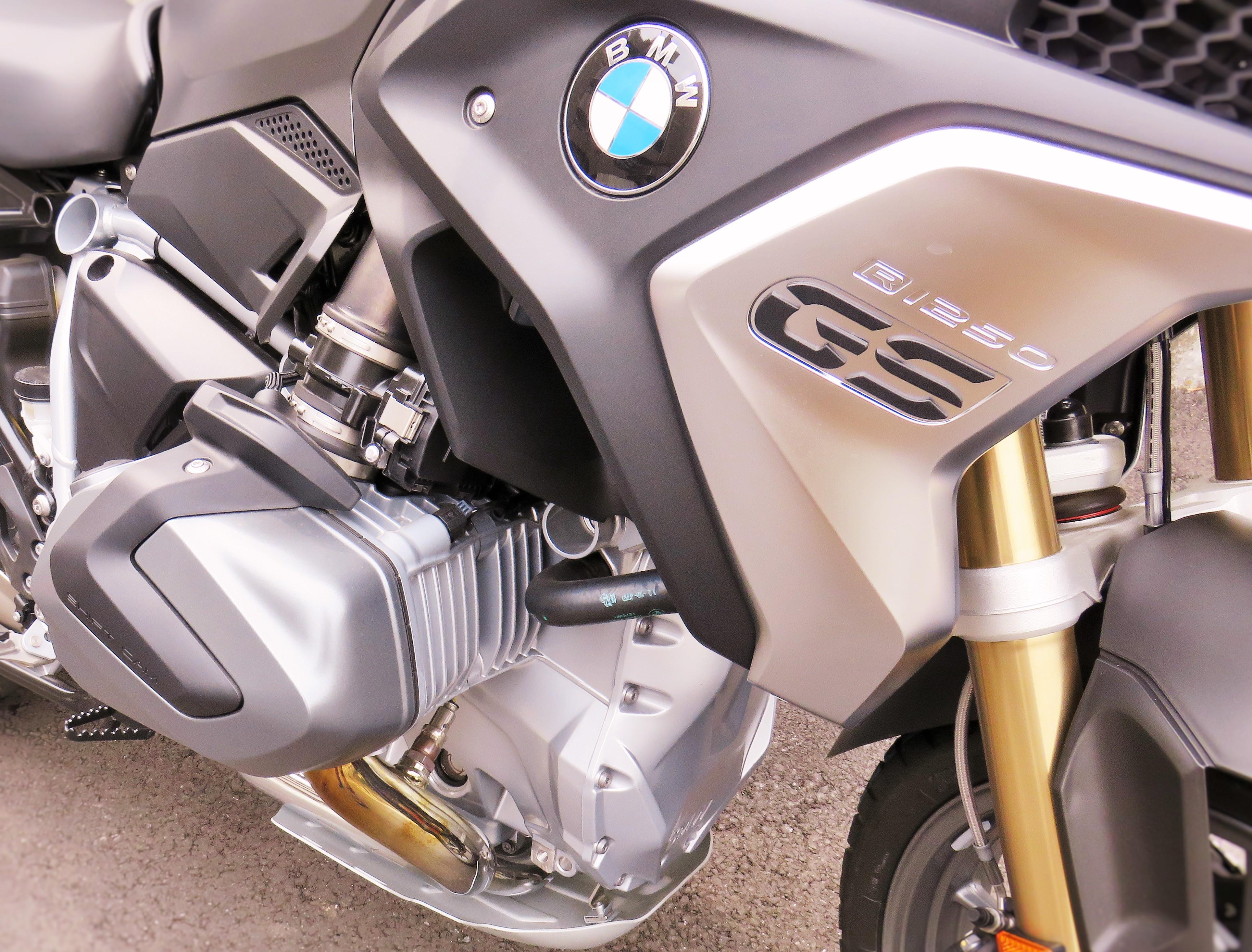 【試乗レビュー】BMW R1250GS 見た目の大きさを裏切る親しみやすい1台