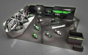 Kawasakiが大阪・東京のモーターサイクルショー2019の出展概要を発表