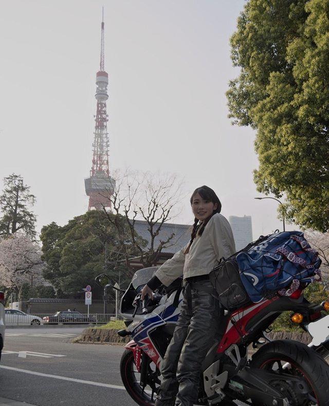 インスタバイク女子いちこ「関東ツーリング②」