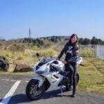 インスタ女子Ruriko 峠も写真も食も欲張りツーリング