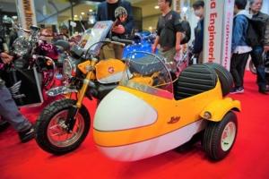 ホンダ モンキ-125のサイドカー! これ欲しい!