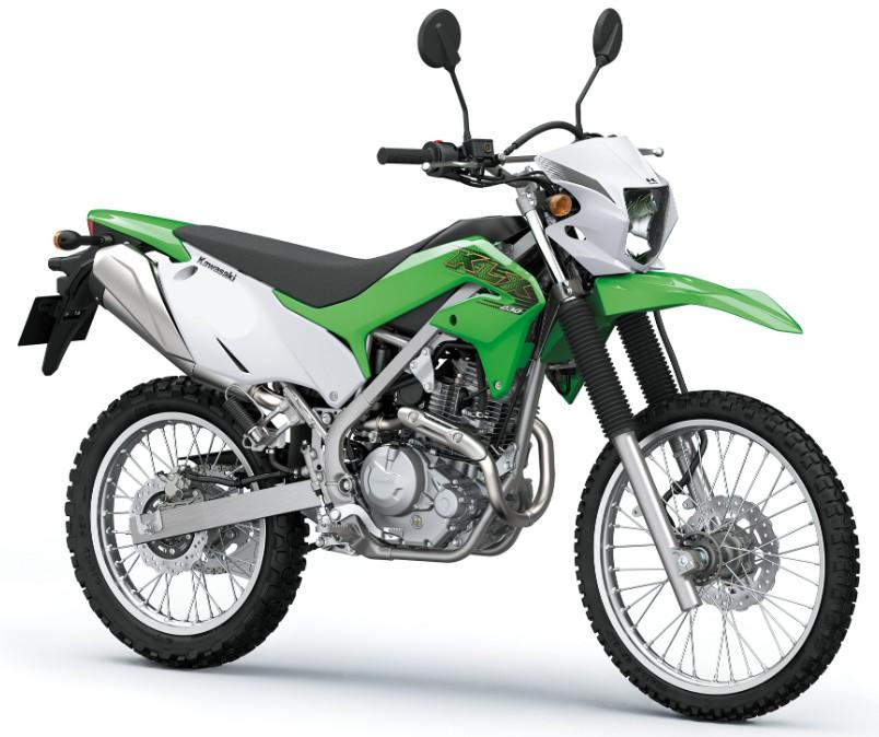Kawasakiが新型KLX230の発売を発表!KLX復活で今年はオフも楽しくなる