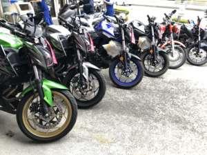 おすすめ バイク 250㏄ モデル