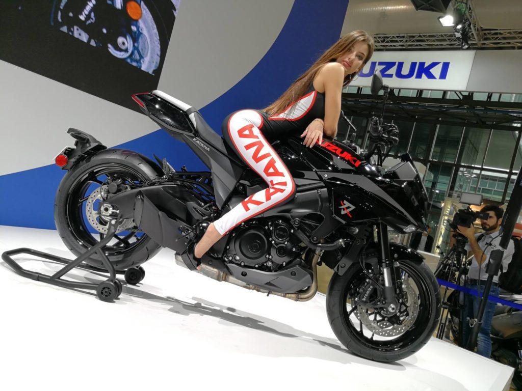 Suzuki(スズキ) KATANA(カタナ) 9月15日に公式ミーティングを開催 !