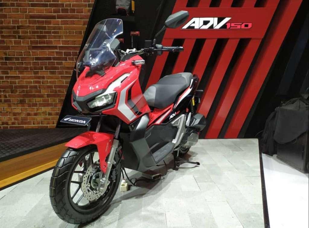 Honda Pcx 150 >> Honda ADV150を正式公開! | 新型バイクニュースならモーターサイクルナビゲーター