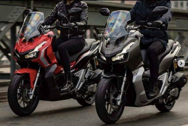 Honda X-ADV150を正式公開!