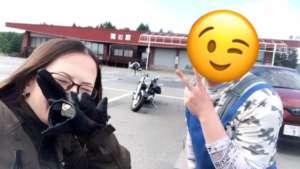 バイク女子 阿部真由美!長野ツーリングはビーナスラインだけじゃない!