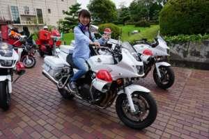 インスタバイク女性ライダーkanae「バイクの日イベントレポート」