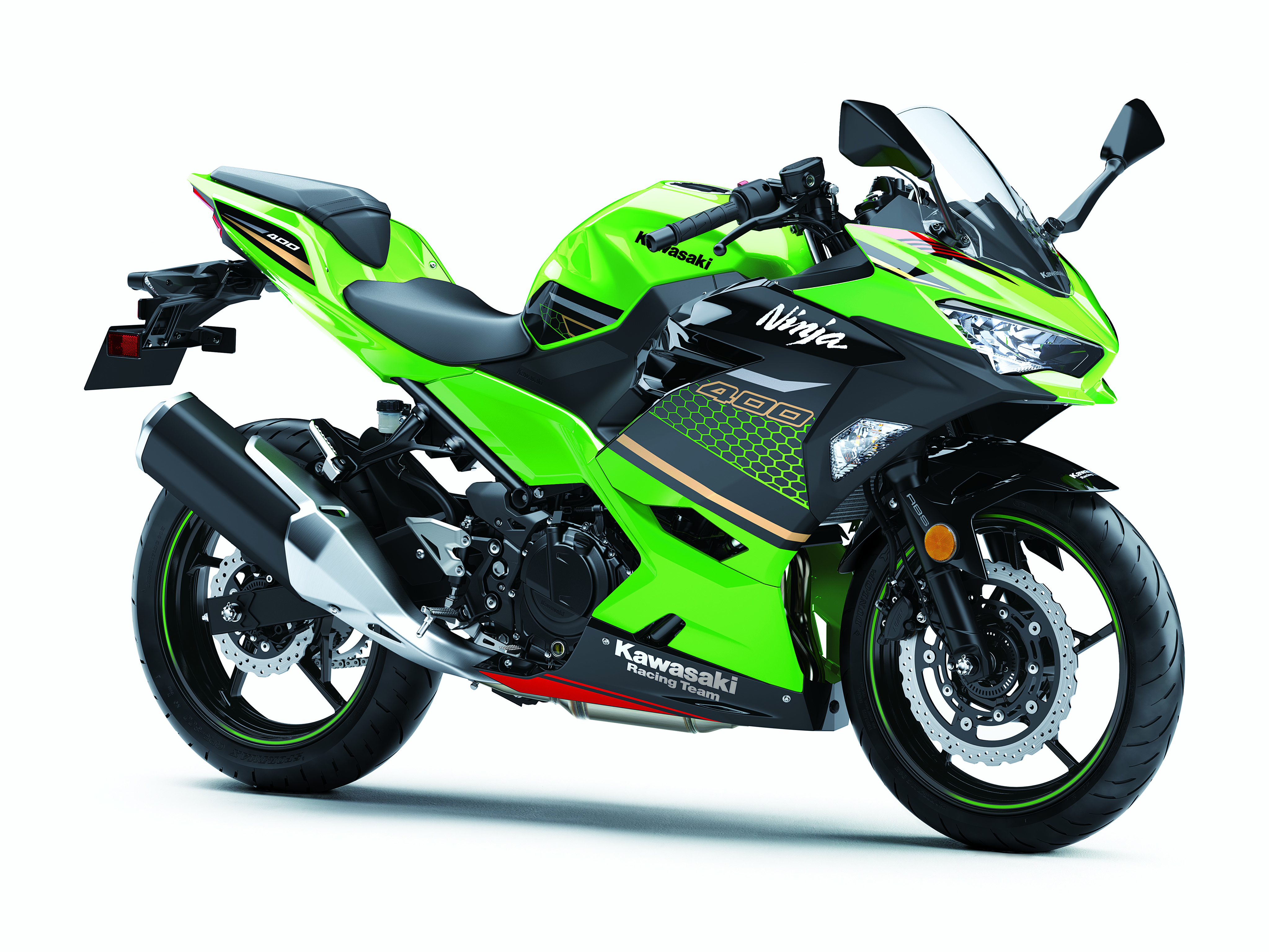 Kawasaki Ninja250/400の2020年モデル登場!今度は共通カラーになった