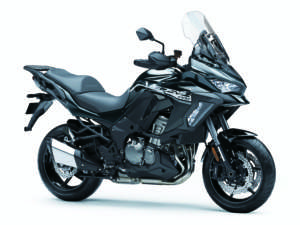 Kawasaki VERSYS1000SEにNEWカラーグラフィック登場!今度は激渋の黒