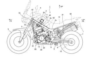 Honda(ホンダ) Africa Twin(アフリカツイン)に新直噴エンジン搭載か⁉