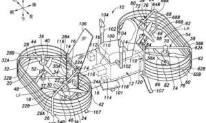 Honda(ホンダ)空飛ぶバイクを研究開発中か⁉