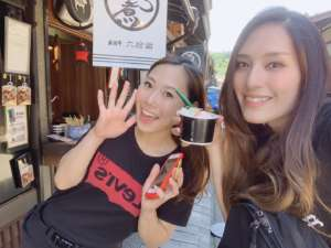 インスタバイク女子おみつ「飛騨高山ツーリング」