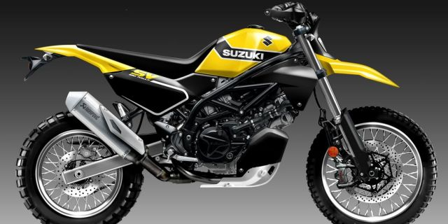 Suzuki(スズキ) SV650 エンデューロのデザイン予測が公開!