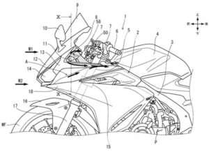 Honda(ホンダ)新型CBR250RRでウインカー構造刷新!