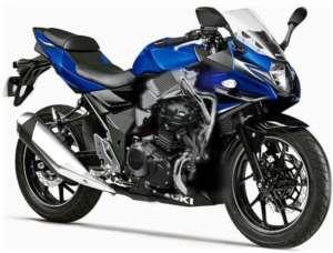 スズキはターボでくる?新世代250ccスポーツはますます面白くなる!