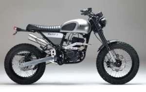 次期エイプを連想!シンプルで美しい50ccバイク Bullit Hero50をご紹介!