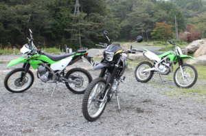 Kawasaki KLX230/KLX230R発売前試乗!遊びを提案するキャラが楽しい