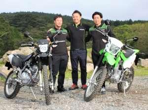 Kawasaki KLX230開発陣による説明会に参加!メ-カーの狙いどころは?
