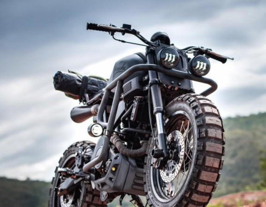 Yamaha(ヤマハ) XSR155に早速カスタムバイク登場!XSR125にも期待!