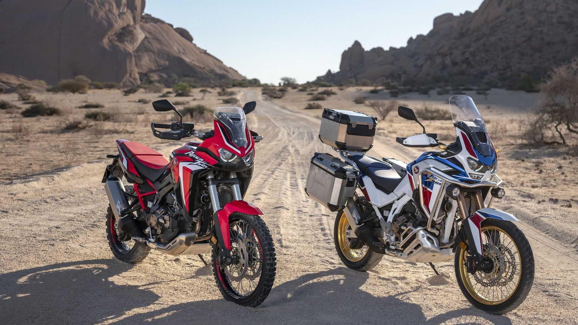 Honda(ホンダ)CRF1100L Africa Twin(アフリカツイン)正式公開!