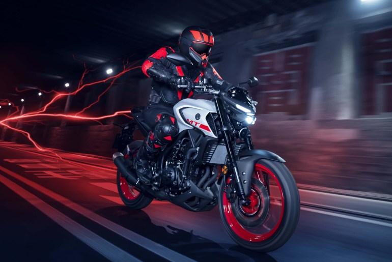 Yamaha(ヤマハ) 新型MT-03/MT-25を正式公開!
