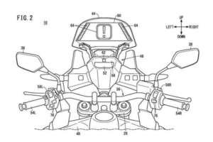Honda(ホンダ) ヘッドアップディスプレイの特許公開!!
