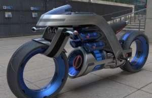dyson(ダイソン) の電動バイクが掃除機と扇風機にしか見えない。。。