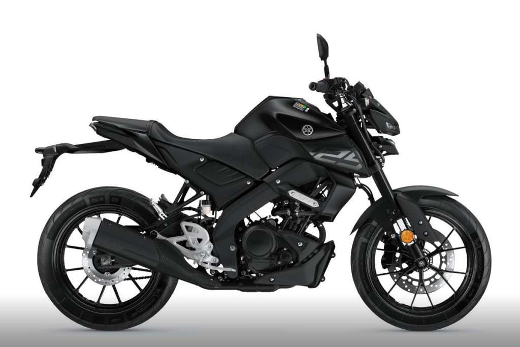 yamaha mt 125. Black Bedroom Furniture Sets. Home Design Ideas