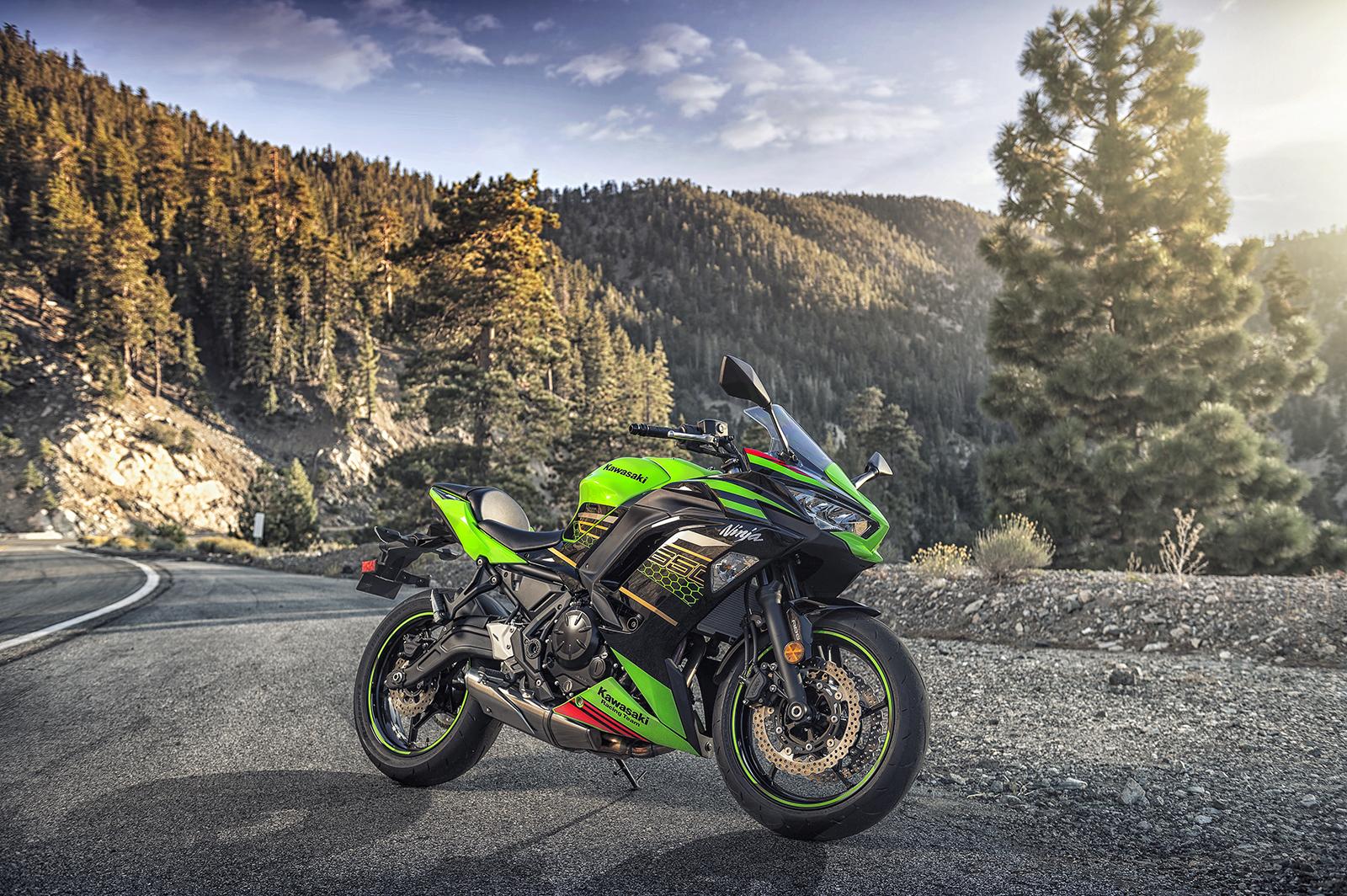 Kawasaki(カワサキ) 米国で2020年新型Ninja650を公開!