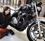 インスタバイク女子まみちゃん「まずは自己紹介」