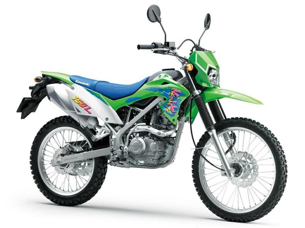 Kawasaki(カワサキ)インドネシアで復活したKLX150Lカラーが素敵すぎる!