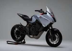 Honda(ホンダ) コンセプトモデル CB4Xを公開! これってCB650X!?