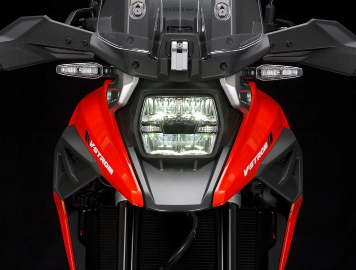 SUZUKI(スズキ) 新型V-STROM1050/1050XTを正式公開!
