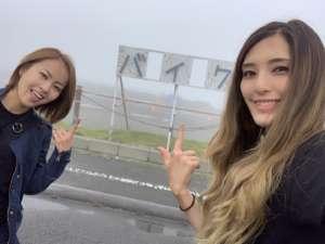 インスタバイク女子おみつ「雨ニモマケズ!文月の長野ツーリング②」