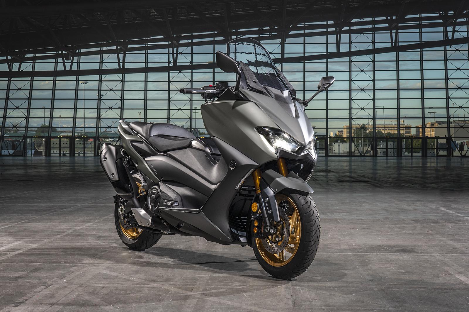 Yamaha(ヤマハ) 新型TMAX560を公開!